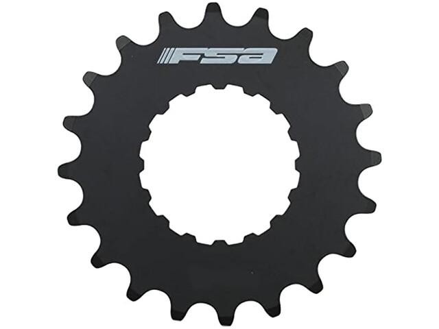 FSA Plato E-Bike para Bosch Gen2 con 2,5mm Offset Boost/Nonboost, negro